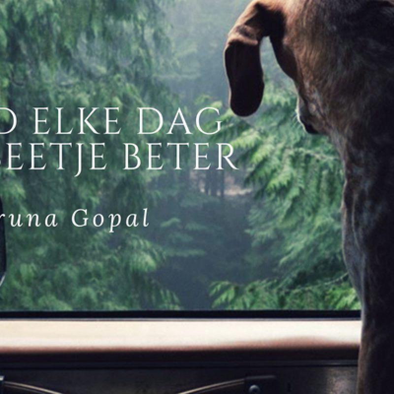 Aruna Gopal - Word elke dag een beetje beter